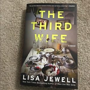 GUC Lisa Jewell The Third Wife